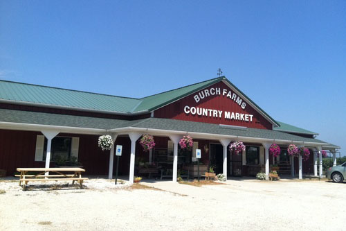 burch farms country market ride