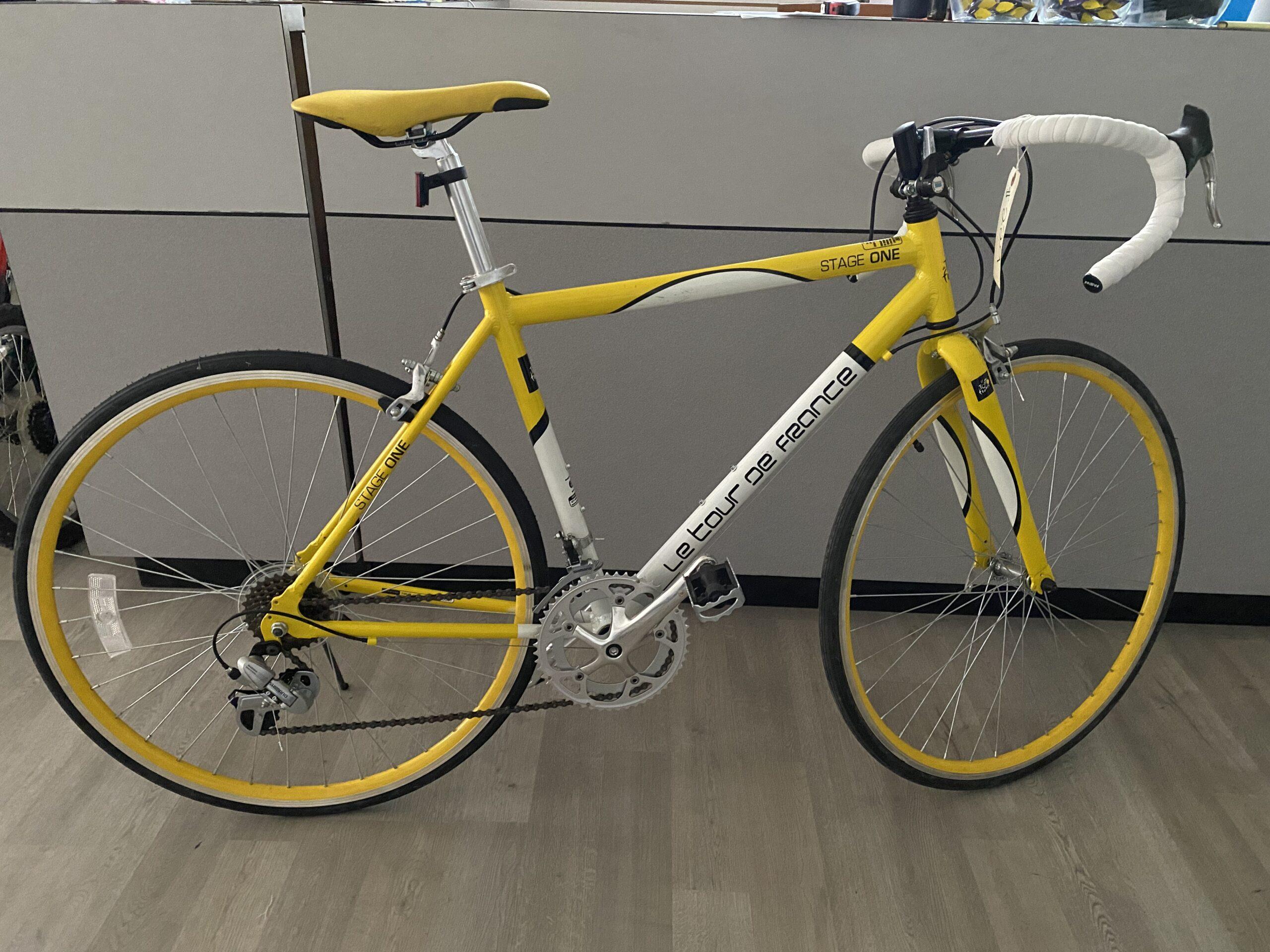 Tour de France Road Bike